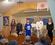 Рождественский концерт вокальной мастерской Ларисы Гоголевой: фоторепортаж